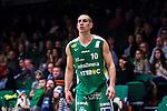 S&ouml;dert&auml;lje 2014-03-25 Basket SM-kvartsfinal 1 S&ouml;dert&auml;lje Kings - J&auml;mtland Basket :  <br /> S&ouml;dert&auml;lje Kings Martin Pahlmblad <br /> (Foto: Kenta J&ouml;nsson) Nyckelord:  S&ouml;dert&auml;lje Kings SBBK J&auml;mtland Basket SM Kvartsfinal Kvart T&auml;ljehallen portr&auml;tt portrait