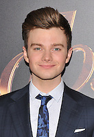 New York,NY-May 18: Chris Colfer attend the 'Absolutely Fabulous: The Movie' New York premiere at SVA Theater on July 18, 2016 in New York City. @John Palmer / Media Punch