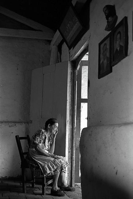 portrait of a person in Honduras