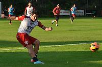 SAO PAULO, 10 DE JUNHO DE 2013 - TREINO SAO PAULO - O jogador Paulo Henrique Ganso durante treino do Sao Paulo, no CT da Barra Funda, na tarde desta segunda feira, 10, região oeste da capital. (FOTO: ALEXANDRE MOREIRA / BRAZIL PHOTO PRESS)