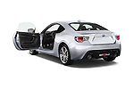 Car images of a 2015 Subaru BRZ Limited AT 2 Door Coupe Doors