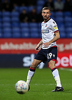 Bolton Wanderers' Gary O'Neil <br /> <br /> Photographer Andrew Kearns/CameraSport<br /> <br /> The EFL Sky Bet Championship - Bolton Wanderers v Sheffield Wednesday - Tuesday 12th March 2019 - University of Bolton Stadium - Bolton<br /> <br /> World Copyright © 2019 CameraSport. All rights reserved. 43 Linden Ave. Countesthorpe. Leicester. England. LE8 5PG - Tel: +44 (0) 116 277 4147 - admin@camerasport.com - www.camerasport.com