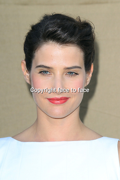 Cobie Smulders at the CW, CBS and Showtime 2013 summer TCA party in Los Angeles, California, 29.07.2013.<br />