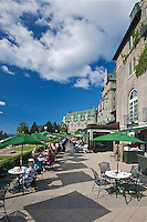 RD- Le Bellerive Restaurant at Fairmont Le Manoir Richelieu, Charlevoix Quebec CA 7 14