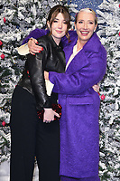 """Emma Thompson and daughter, Gaia<br /> arriving for the """"Last Christmas"""" Premiere at the BFI Southbank, London.<br /> <br /> ©Ash Knotek  D3531 11/11/2019"""
