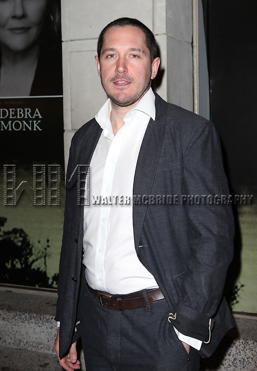 Bertie Carvel attending the Broadway Opening Night Performance of 'Cat On A Hot Tin Roof' at the Richard Rodgers Theatre in New York City on 1/17/2013