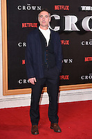 """Greg Wise<br /> at the World Premiere of the Netflix series """"The Crown"""" at the Odeon Leicester Square, London.<br /> <br /> <br /> ©Ash Knotek  D3192  01/11/2016"""