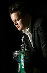 Pix, Shaun Flannery/SWpix. ..COPYRIGHT PICTURE>>SIMON WILKINSON>>01943 - 608782>>..5th April 2006......World Snooker Champion Shaun Murphy pictured at a pre event press conference ahead of the 888.com snooker championship in Sheffield, South Yorkshire., Pix: Shaun Flannery/shaunflanneryphotography.com...COPYRIGHT PICTURE>>SHAUN FLANNERY>01302-570814>>07778315553>>..