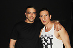 "Patrick Borriello & William DeMeo- Brooklyn, New York celebrates Actor William DeMeo's upcoming role in Gotti film in which he plays Sammy ""The Bull"" Gravano in a block party on May 23, 2018 along with cast.  (Photo by Sue Coflin/Max Photos)"