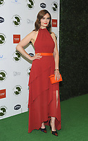 NEW YORK, NY - OCTOBER 04: Actor Emily Deschanel attends the 2018 Farm Sanctuary on the Hudson gala at Pier 60 on October 4, 2018 in New York City.     <br /> CAP/MPI/JP<br /> ©JP/MPI/Capital Pictures
