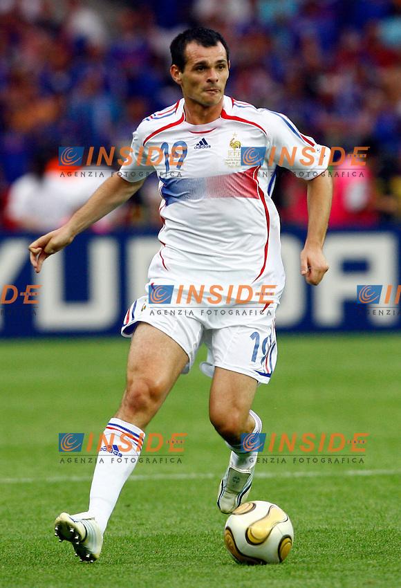 Berlino 9/7/2006 World Cup 2006 - Italia Francia 6-4 (d.c.r.).Italia Campione del Mondo..Willy SAGNOL of France.Photo Andrea Staccioli Insidefoto.