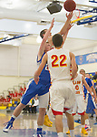 Los Altos HS vs Willow Glen HS at Santa Clara HS in the CCS Division II semi-finals.  Feb. 26, 2013.  Los Altos loses 57-59.....