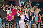 Celebrations - Nicole Fitzpatrick from Ballyduff, seated centre having a ball with family and friends at her 18th birthday party held in Lowe's Bar, Ballyduff on Saturday night.......................................................................................................................... ............