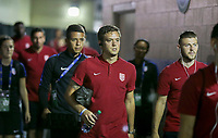 Nashville, TN - Saturday July 08, 2017:  Kelyn Rowe during a 2017 Gold Cup match between the men's national teams of the United States (USA) and Panama (PAN) at Nissan Stadium.