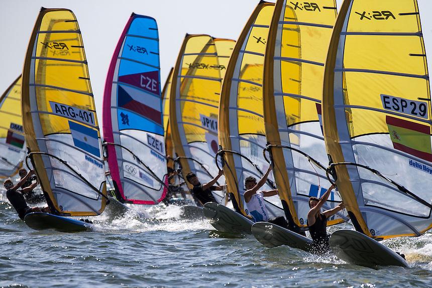Delta Lloyd Regatta | Day 1 | Medemblik (NED) | Photo : Guilain GRENIER