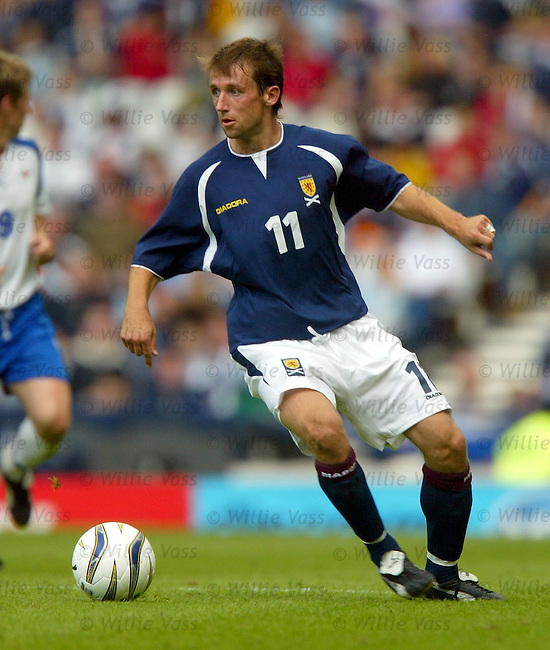 Neil McCann, Scotland.stock season 2003-04..pic willie vass