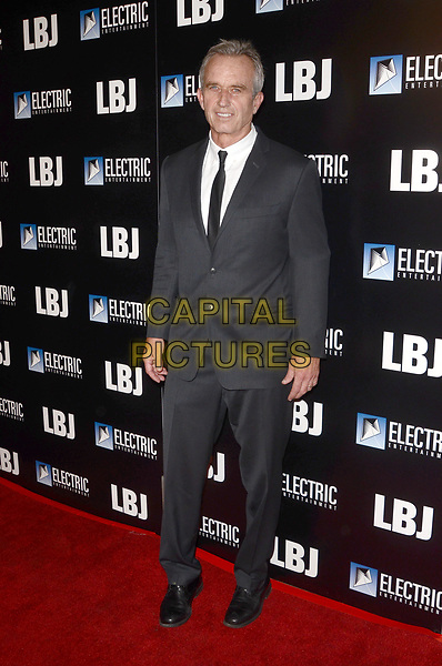 LOS ANGELES, CA - OCTOBER 24: Robert F. Kennedy Jr. at the premiere of Electric Entertainment's 'LBJ' at the Arclight Theatre on October 24, 2017 in Los Angeles, California. <br /> CAP/MPI/DE<br /> &copy;DE/MPI/Capital Pictures