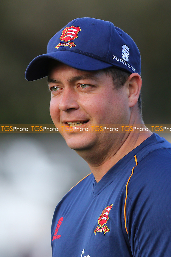 Jesse Ryder of Essex looks on ahead of the start - Essex Eagles vs Essex Premier Leagues XI - T20 Cricket Friendly Match at the Essex County Ground, Chelmsford, Essex - 13/05/15 - MANDATORY CREDIT: Gavin Ellis/TGSPHOTO - Self billing applies where appropriate - contact@tgsphoto.co.uk - NO UNPAID USE