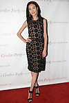 Model Shu Pei Qin arrives at the Gordon Parks Foundation 2014 Award Dinner and Auction on June 3, 2014 at Cipriani Wall Street, located on 55 Wall Street.