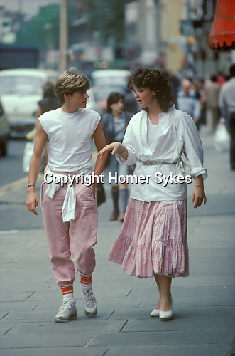 Chelsea, London, 1982<br />