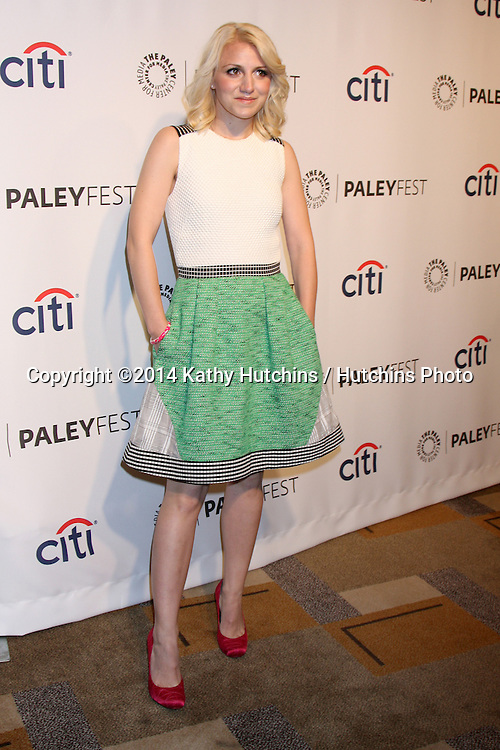 """LOS ANGELES - MAR 24:  Annaleigh Ashford at the PaleyFEST 2014 - """"Masters of Sex"""" at Dolby Theater on March 24, 2014 in Los Angeles, CA"""