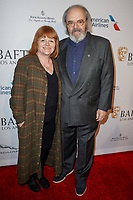 05 January 2019 - Los Angeles, California - Lesley Nicol, David Heald. the BAFTA Los Angeles Tea Party held at the Four Seasons Hotel Los Angeles.          <br /> CAP/ADM<br /> ©ADM/Capital Pictures