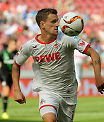 01.08.2015. RheinEnergieStadion, Cologne, Germany. Colonia Cup  FC Cologne versus Stoke City.  Simon Zoller Cologne