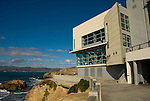 California: San Francisco. Cliff House Restaurant at Ocean Beach. Photo copyright Lee Foster. Photo #: 25-casanf75736