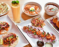 Amirah Restaurant Menu Shoot.  Bay Area Restaurant Photography by Luke George 2018.<br />