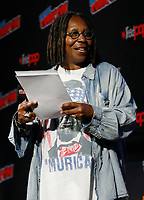 NEW YORK, NY - OCTOBER 6: Whoopi Goldberg at the Good Omens panel during the 2018 New York Comic Con at The Hulu Theatre at Madison Square Garden in New York City on October 6, 2018. <br /> CAP/MPI99<br /> ©MPI99/Capital Pictures