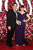 Robert Lopez and Kristen Anderson-Lopez arrives at The 72nd Annual Tony Awards on June 10, 2018 at Radio City Music Hall in New York, New York, USA. <br /> <br /> photo by Robin Platzer/Twin Images<br />  <br /> phone number 212-935-0770