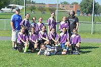 CSBR - Club de Soccer du Bas-Richelieu