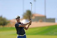 Victor Perez (FRA) on the 10th tee during the Pro-Am at the Saudi International powered by Softbank Investment Advisers, Royal Greens G&CC, King Abdullah Economic City,  Saudi Arabia. 29/01/2020<br /> Picture: Golffile | Fran Caffrey<br /> <br /> <br /> All photo usage must carry mandatory copyright credit (© Golffile | Fran Caffrey)