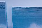 Tabular Iceburgs, Antarctica