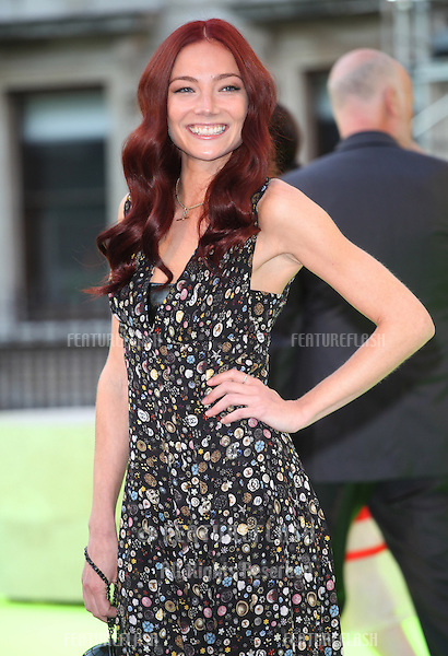 Clara Paget arriving for the Royal Academy Of Arts Summer Exhibition Party, RAA, London. 05/06/2013 Picture by: Alexandra Glen / Featureflash