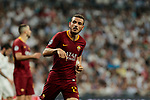 AS Roma's Alessandro Florenzi during Champions League match. September 19, 2018. (ALTERPHOTOS/A. Perez Meca)