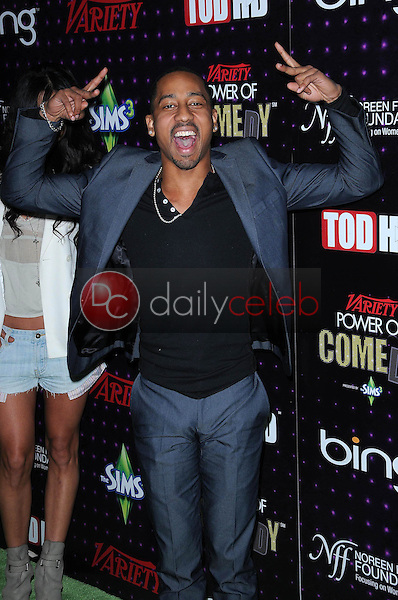 Brandon T. Jackson<br />