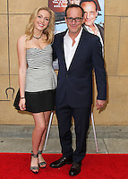 HOLLYWOOD, LOS ANGELES, CA, USA - MAY 22: Saxon Sharbino, Clark Gregg at the Los Angeles Premiere Of 'Trust Me' held at the Egyptian Theatre on May 22, 2014 in Hollywood, Los Angeles, California, United States. (Photo by Xavier Collin/Celebrity Monitor)