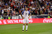 Harrison, NJ - Friday Sept. 01, 2017: Geoff Cameron during a 2017 FIFA World Cup Qualifier between the United States (USA) and Costa Rica (CRC) at Red Bull Arena.