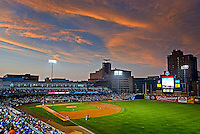 8/31/13 Columbus Clippers vs Toledo Mud Hens