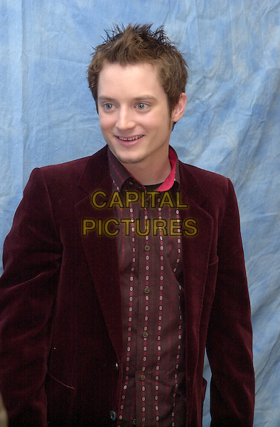ELIJAH WOOD.Los Angeles, 2004.headshot, portrait.www.capitalpictures.com.sales@capitalpictures.com.© Capital Pictures.