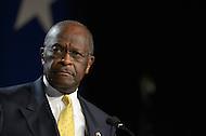 October 7, 2011  (Washington, DC)   *FILE Photo* Herman Cain (Media Images International)