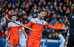 ROTTERDAM - Mirco Pruijser (NED) protesteert   tijdens   de Pro League hockeywedstrijd heren, Nederland-Spanje (4-0) . COPYRIGHT KOEN SUYK