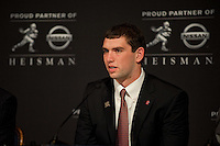 Stanford Luck Heisman selects