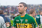 Killian Young, Kerry players after defeating Tyrone in the All Ireland Semi Final at Croke Park on Sunday.