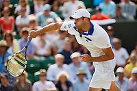 28-06-12, England, London, Tennis , Wimbledon, Andy Roddick