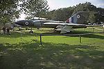 Gloster Javelin F(AW). 9R Norfolk  Suffolk aviation museum Flixton Bungay England.