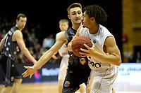 GRONINGEN - Basketbal, Donar - Cluj ,  Europe League, seizoen 2017-2018, 24-01-2018,  Donar speler Sean Cunningham