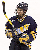 Jeff Royston - Boston College defeated Merrimack College 3-0 with Tim Filangieri's first two collegiate goals on November 26, 2005 at Kelley Rink/Conte Forum in Chestnut Hill, MA.