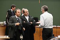 Processo  contro la presunta compravendita dei senatori <br /> woodcock, di poetro, ghedini